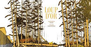 Loup d'or – Éditions Sarbacane